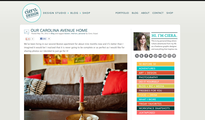 Branding and Blog Updates