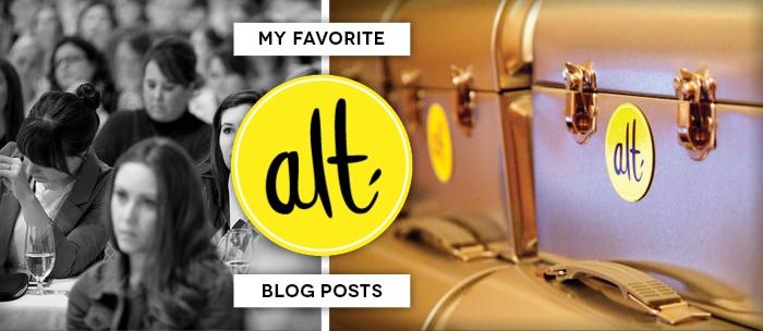 The New Alt Blog – Blogging Inspiration & Business advice