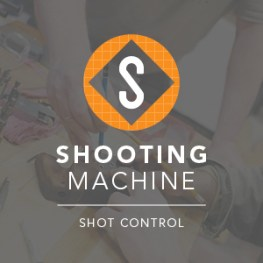 Shooting Machine Logo Design