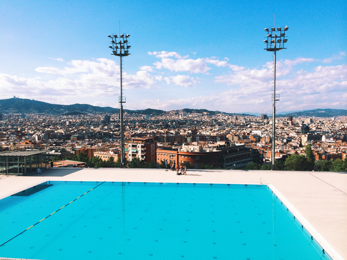 Piscina-Olimpica-Montjuic-Mountain-Barcelona-Spain