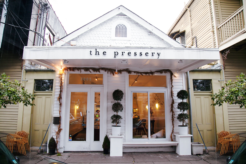 The Pressery Juice Bar New Orleans