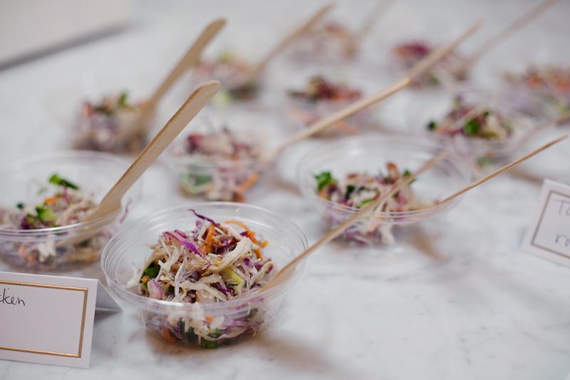 Seaweed Chicken Salad