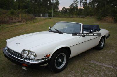 FS [Central US]: 1990 xjs 2door convertible 12v 5.3 (open offers) - Jaguar Forums - Jaguar ...