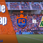 FC Cincinnati Draws Defending USL Champion Rhinos at Home