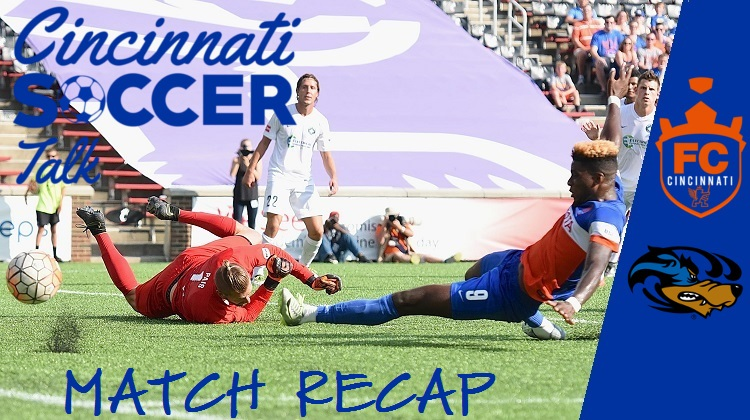 FC Cincinnati Match Recap: The Quest for the Golden Boot