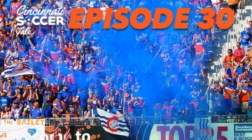 The FC Cincinnati Playoff Push Begins Now
