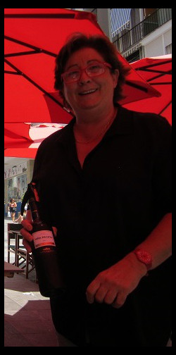 August 12, 2014 - Spanish food at CasaLola, Marbella