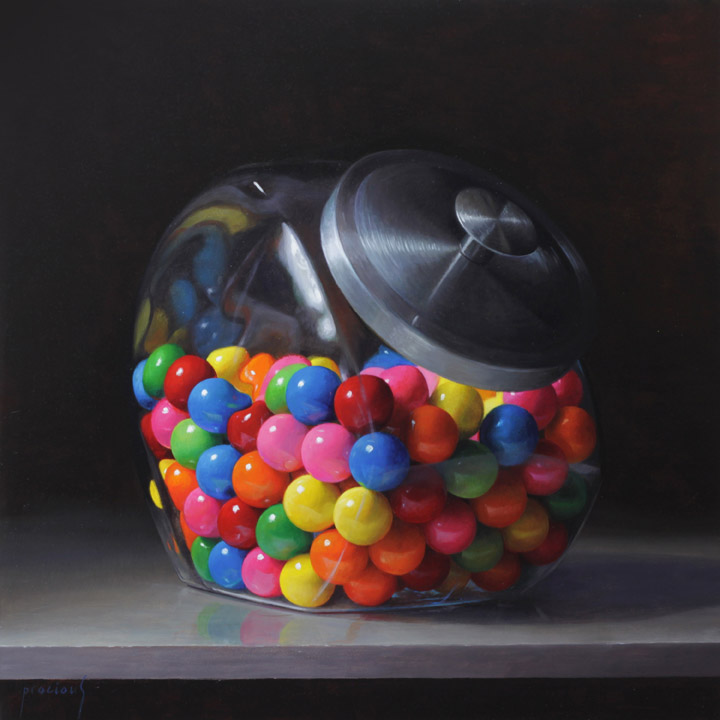 Sweet Tooth • Available at Susan Powell Fine Art