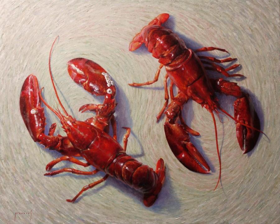 Yin and Yang in a Crustacean World