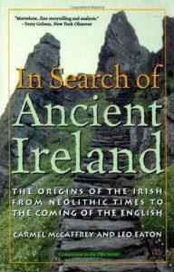 In Search of Ancient Ireland by McCaffrey and Eaton/Cindy Thomson Irish books