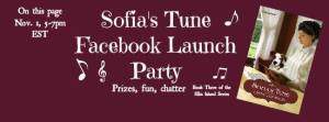 Sofia's Tune Launch Prty