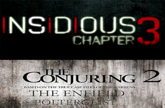 Insidious 3 and the Conjuring 2 get new release dates and trailers
