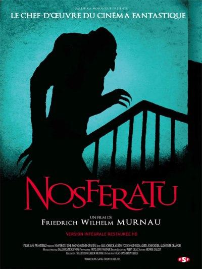 Nosferatu de Friedrich Wilhelm Murnau