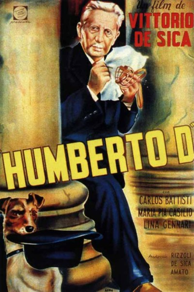 Umberto D de Vittorio De Sica