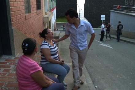 Bienvenidos a Colombia (2002) de Catalina Villar