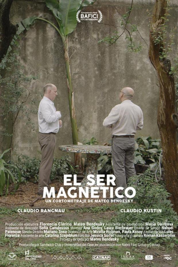EL SER MAGNÉTICO (The Magnetic Nature) de Mateo BENDESKY