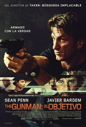 THE GUNMAN EL OBJETIVO