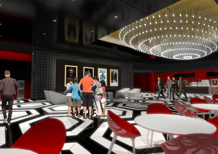Caribbean Cinemas anuncia la apertura de Downtown Center