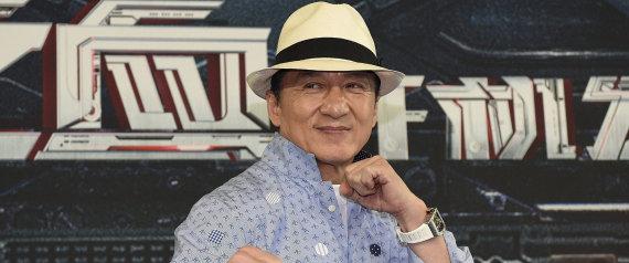 BOG500.- BOGOTÁ (COLOMBIA), 1/09/2016.- Fotografía de archivo del 28 de julio de 2016 del actor hongkonés Jackie Chan posando para los medios durante una rueda de prensa en Sydney, Australia. La Academia de Hollywood anunció hoy, jueves 1 de septiembre de 2016, que entregará el Óscar honorífico al actor Jackie Chan, la montadora Anne V. Coates, el director de casting Lynn Stalmaster y el realizador de documentales Frederick Wiseman. EFE/ARCHIVO/Dan Himbrechts PROHIBIDO SU USO EN AUSTRALIA Y NUEVA ZELANDA