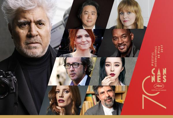 jurado del 70º Festival de Cannes