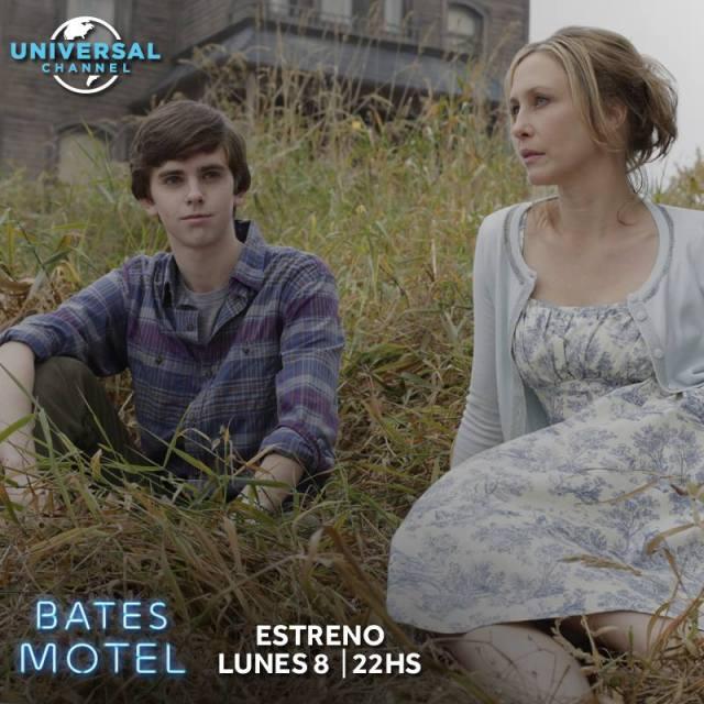 Bates Motel Universal