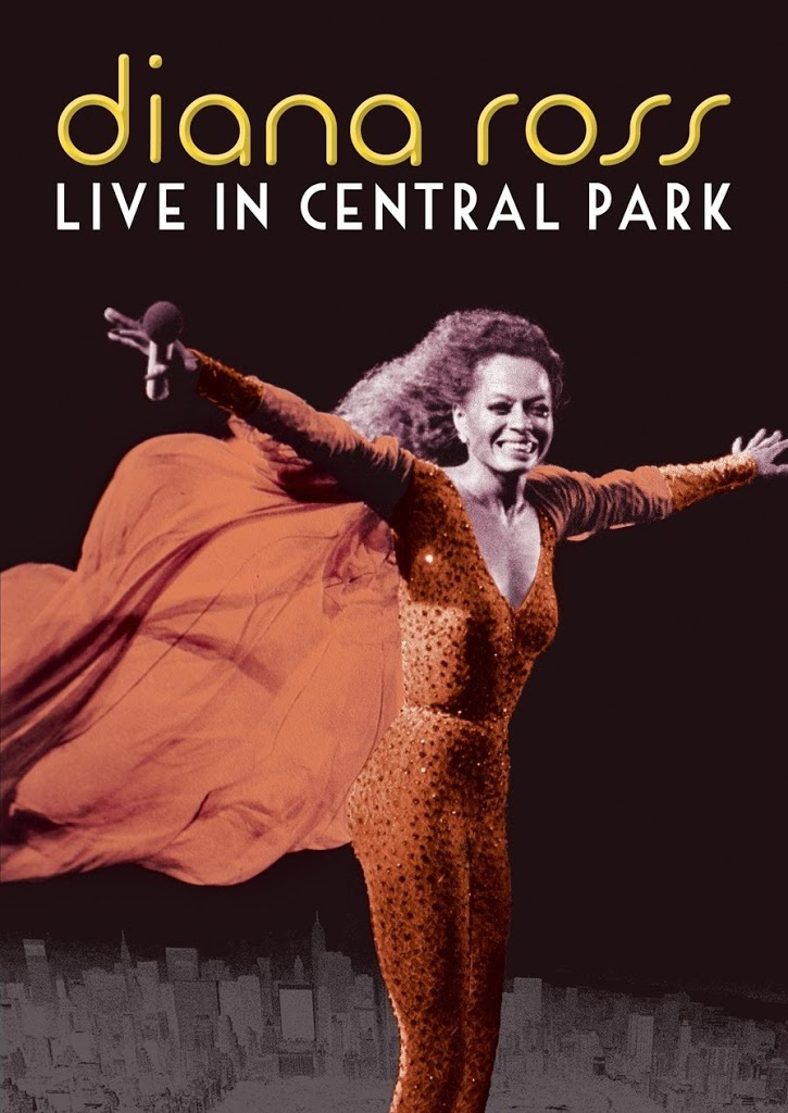 Music DVD Review: Diana Ross - Live in Central Park