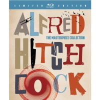 Alfred Hitchcock: The Masterpiece Collection - 15 Movie Blu-ray Collector's Set Due October 30
