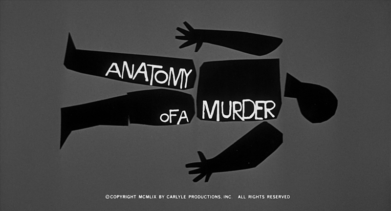 Blu-ray Review: Anatomy of a Murder - The Criterion Collection