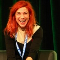 Natalia Tena - Osha on Game of Thrones - at Emerald City Comicon 2013