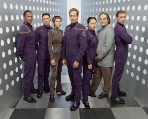 Blu-ray Review: Star Trek: Enterprise - Season One