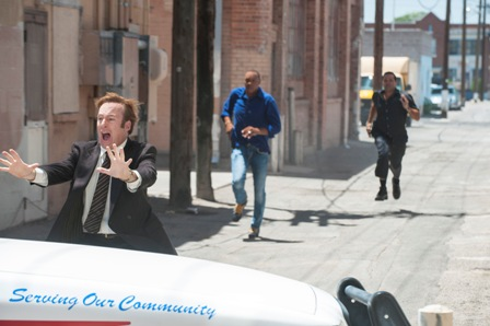 "TV Review: Better Call Saul Season One Episode 3 ""Nacho"""