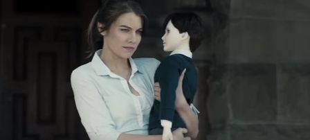Blu-ray Review: The Boy (2016) starring Lauren Cohan