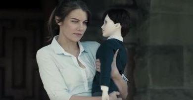 Boy Lauren Cohan
