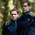 Star Trek Beyond Chris Pine Anton Yelchin
