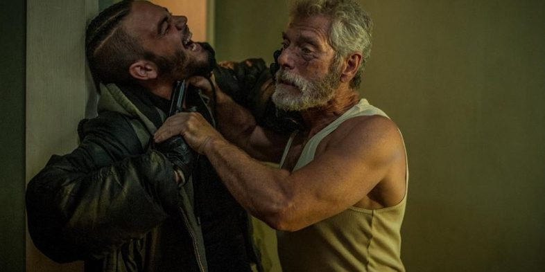 Don't breathe – Omul din intuneric