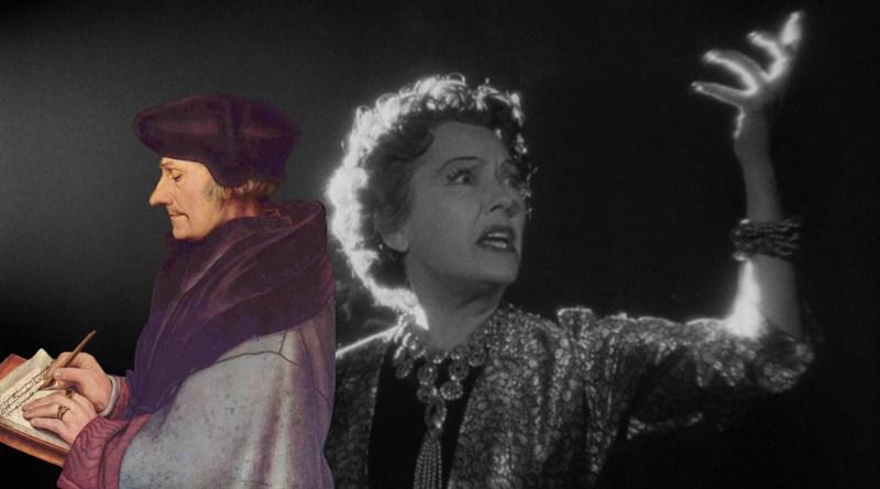 12 Filmes Inspirados no Pensamento de Erasmo de Roterdã e o Elogio da Loucura