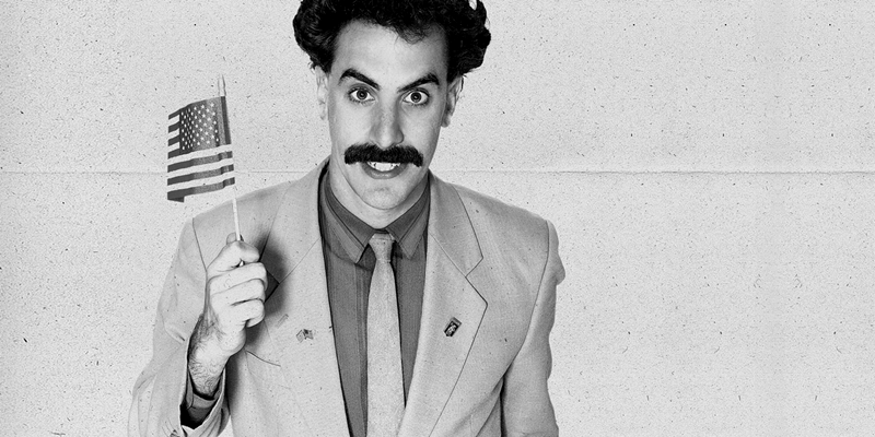 Borat - O Segundo Melhor Repórter do Glorioso País Cazaquistão Viaja à América Borat - Cultural Learnings of America for Make Benefit Glorious Nation of Kazakhstan