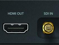 Blackmagic Design $345 HyperDeck Shuttle 10 bit SDI or HDMI Portable Recorder: