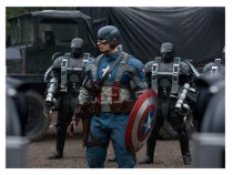 Captain America: Action Shots Captured With Canon EOS 5D Mark II