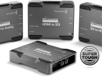 Blackmagic Design Heavy Duty Mini Converter:
