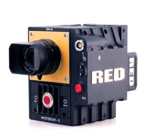 leica m series lens mount for red epic & arri alexa