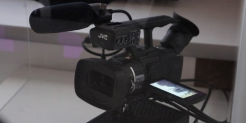 JVC 2K4K Camera