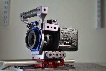 Solid Camera FS100 Side