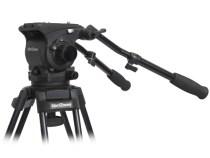 The $800 100mm VariZoom VZ-FH100 Fluid Head Tripod: