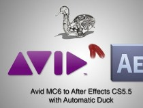 How to use Automatic Duck to Media Composer to After Effects: