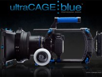 Redrock Micro ultraCage blue for the Canon EOS C300 Camera: