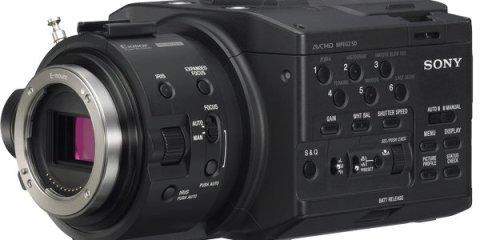 Sony_NEX-FS100_Camera