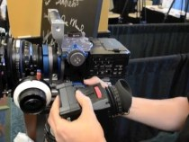 The Solid Camera Rig Solution for the Sony NEX-FS100: