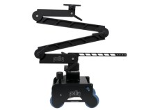 Polly Portable Dolly System With Flywheel Gear & The Versatile Polly Arm: