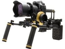 Limited Edition Nikon Gold Field Cinema V2 Rig from Redrock Micro: